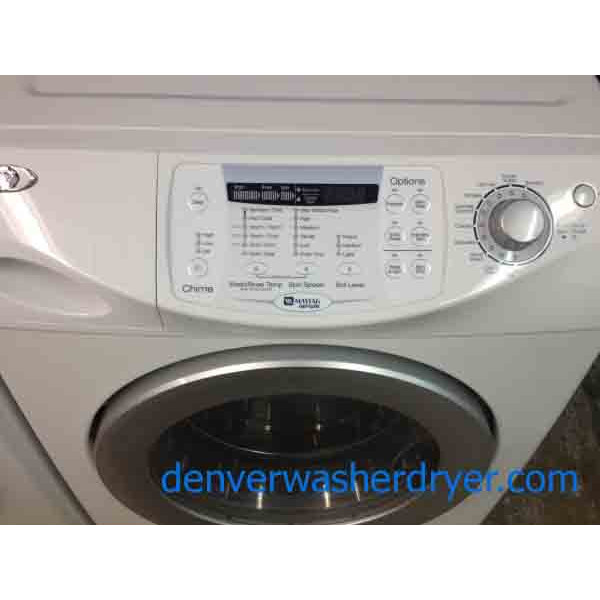 Maytag Neptune Front Load Washer Dryer Set So Nice