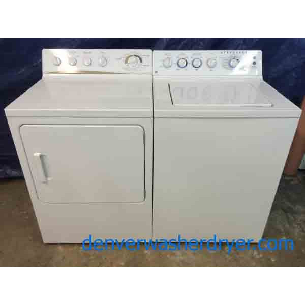 Glorious Ge Washer And Dryer Stainless 1444 Denver