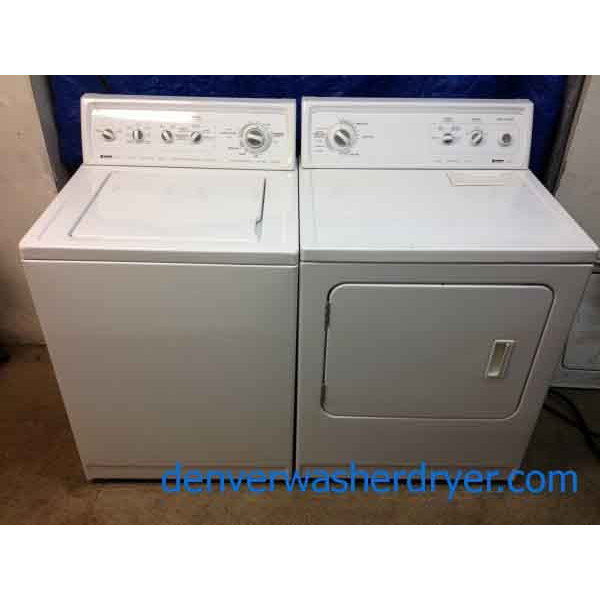 Real Deal Kenmore 90 Series Washer/Dryer, Matching Set!