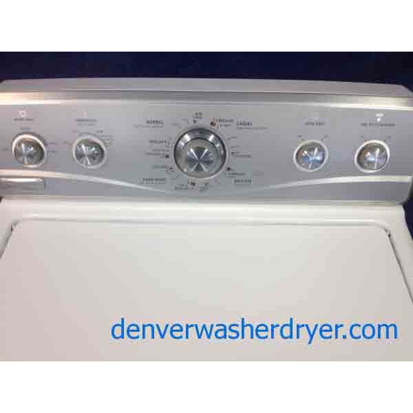 Maytag Top Load Washer Stainless Steel Drum Awesome