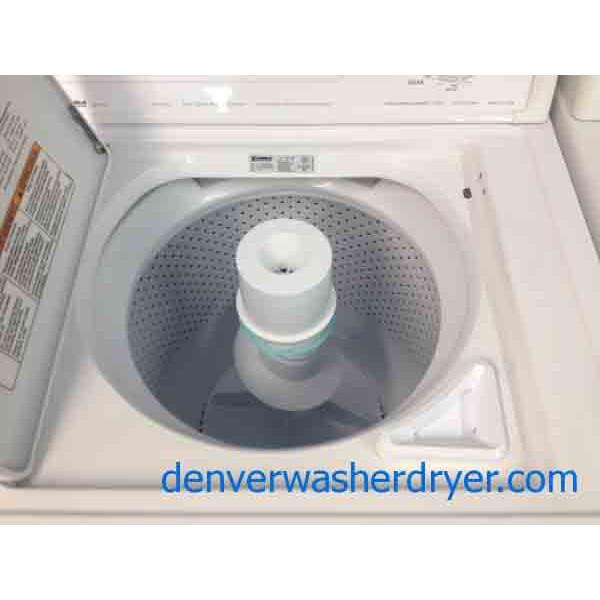 Kenmore 80 Series Washer/90 Series Dryer, Heavy Duty