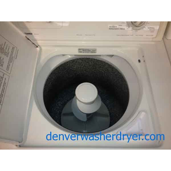 Kenmore 70 Series Washer Dryer 962 Denver Washer Dryer