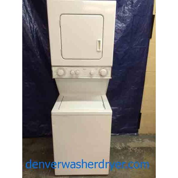 Apartment Sized 24 Quot Whirlpool Thin Twin Washer Dryer