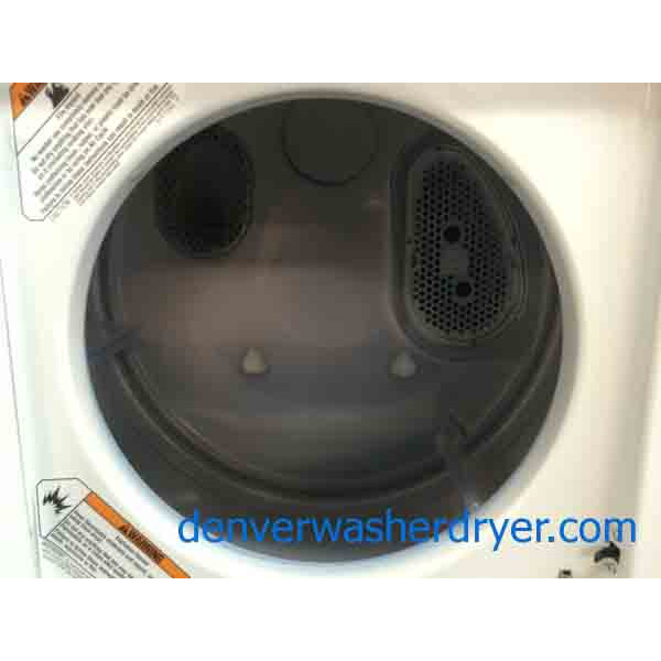 """Whirlpool Apartment Size Washer And Dryer: Apartment Sized 24"""" Whirlpool Thin Twin Washer/Dryer"""