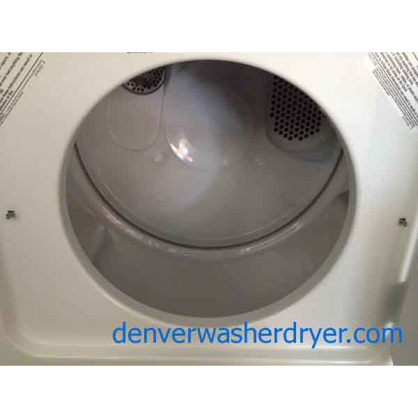Roper Dryer By Whirlpool Solid And Simple 989