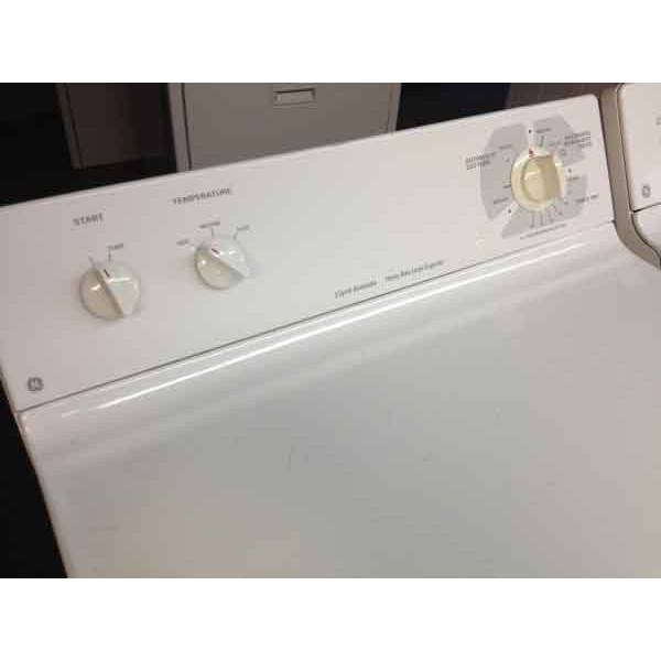 Ge Washer Dryer Set 256 Denver Washer Dryer