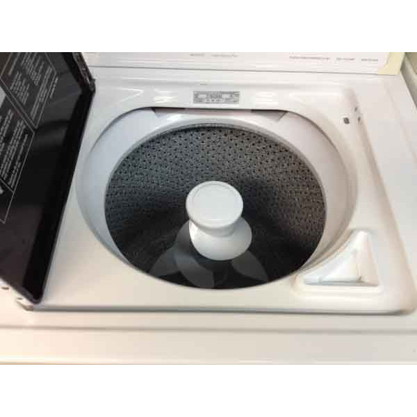 Serious Kenmore 80 Series Washer Dryer
