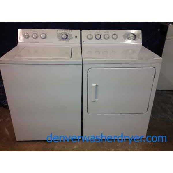 Ge Select Washer Dryer Nice Set 1146 Denver Washer