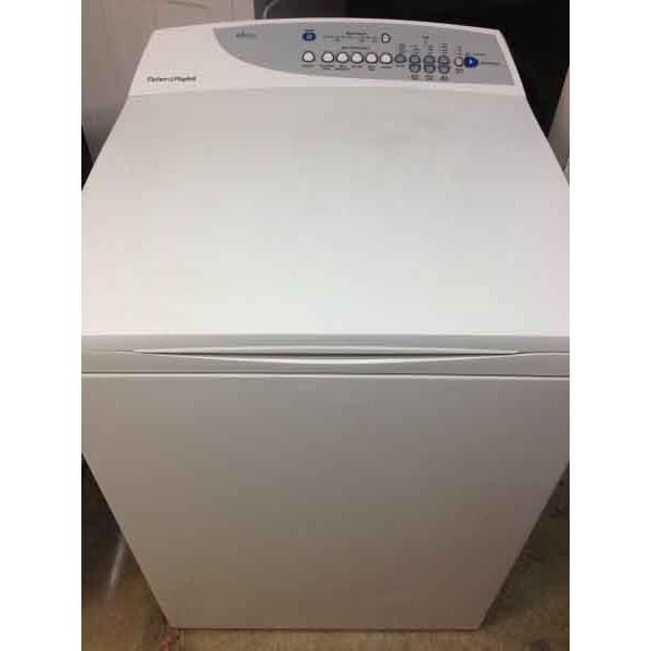Fisher Amp Paykel Ecosmart Washer 433 Denver Washer Dryer