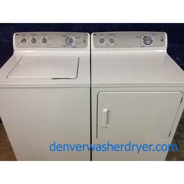 Ge Washer Dryer Like New Energy Star He Stainless Drum