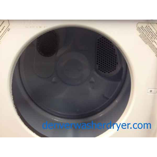 Whirlpool Washer Dryer Super Clean Commercial Quality
