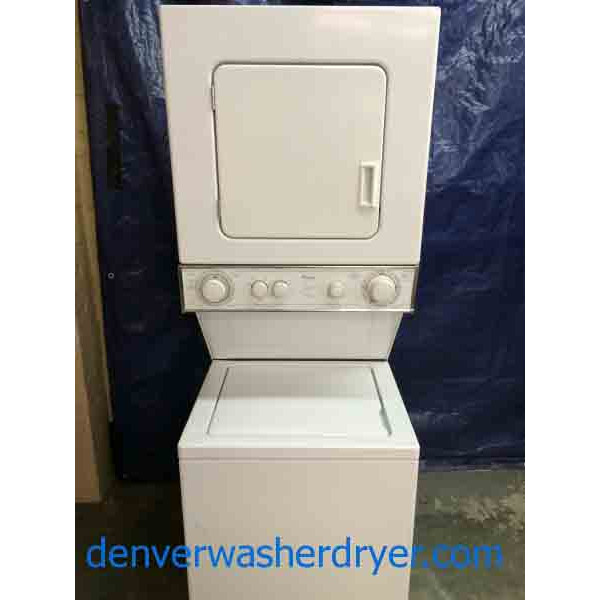 whirlpool thin twin how to start washer