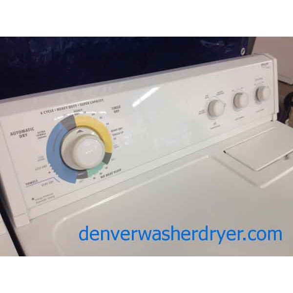 Kirkland Signature Washer Dryer By Whirlpool Excellent