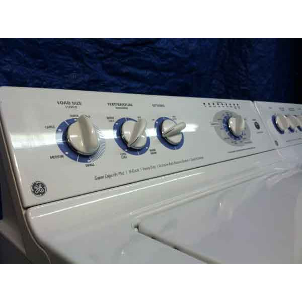 GE Washer/Dryer Set