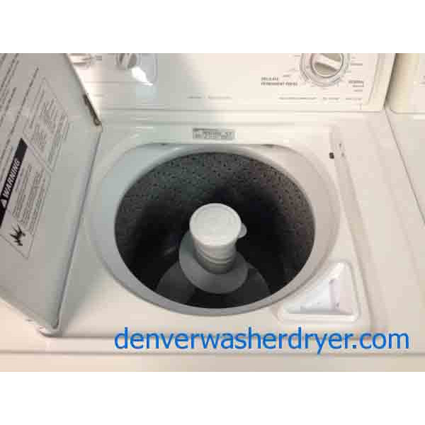 Kenmore 70 Series Washer Dryer Super Capacity Plus