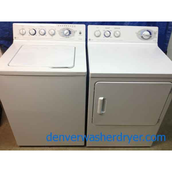 Ge Profile Washer Dryer Quot Prodigy Quot Edition 562 Denver