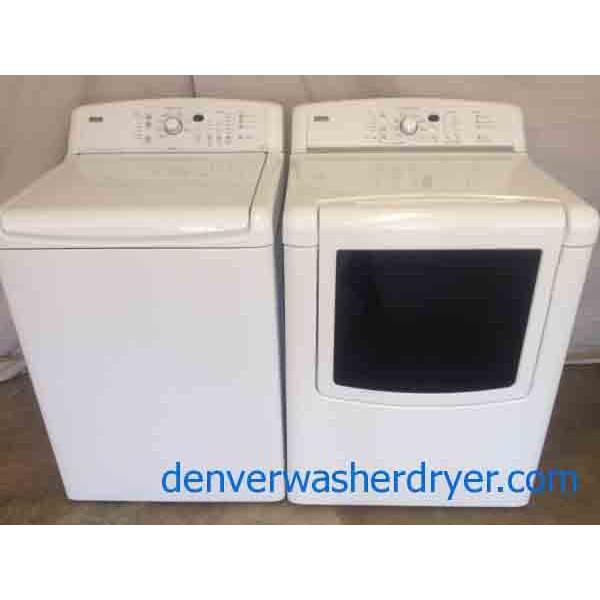 Kenmore Elite Oasis Washer Dryer Set 1931 Denver