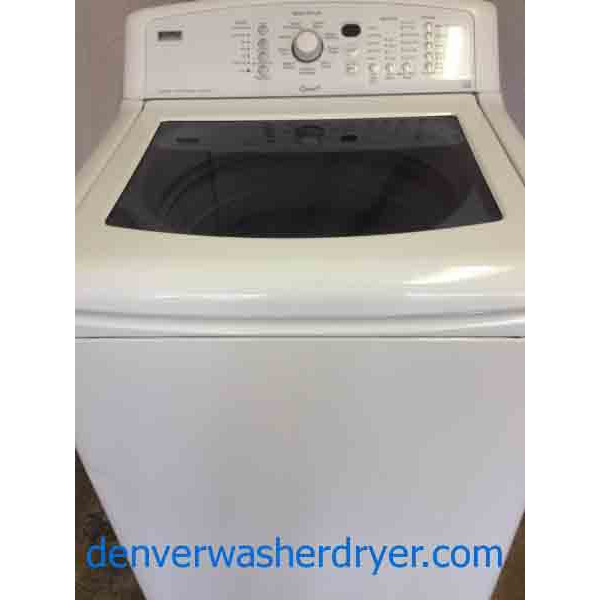 kenmore elite oasis washer and dryer. high-efficiency agitator-less kenmore elite oasis washer! washer and dryer n