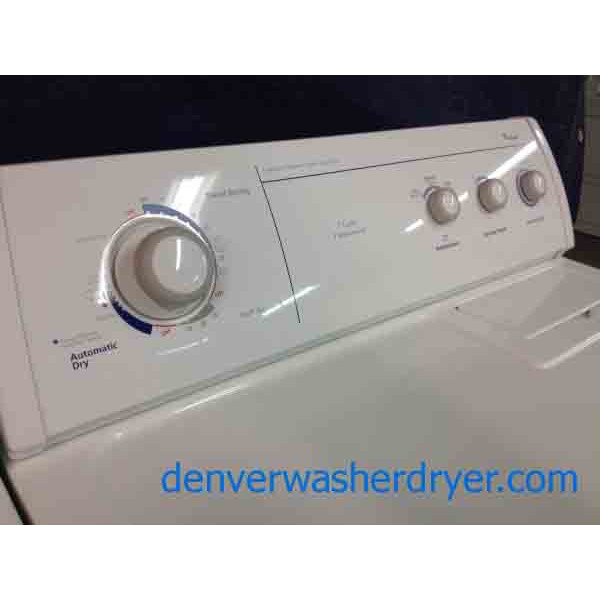 Whirlpool Ultimate Care Ii Washer Dryer 1335 Denver