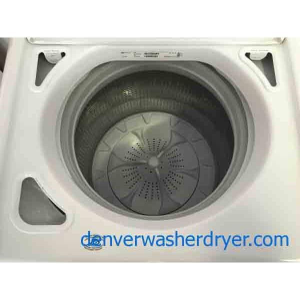 Beautiful Matching Maytag Bravos Washer Dryer Set He