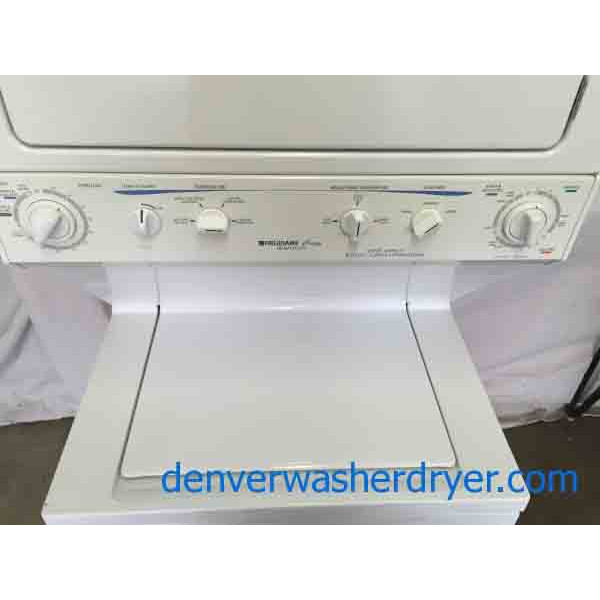 Full Sized 27 Quot Frigidaire Crown Stackable Washer Dryer