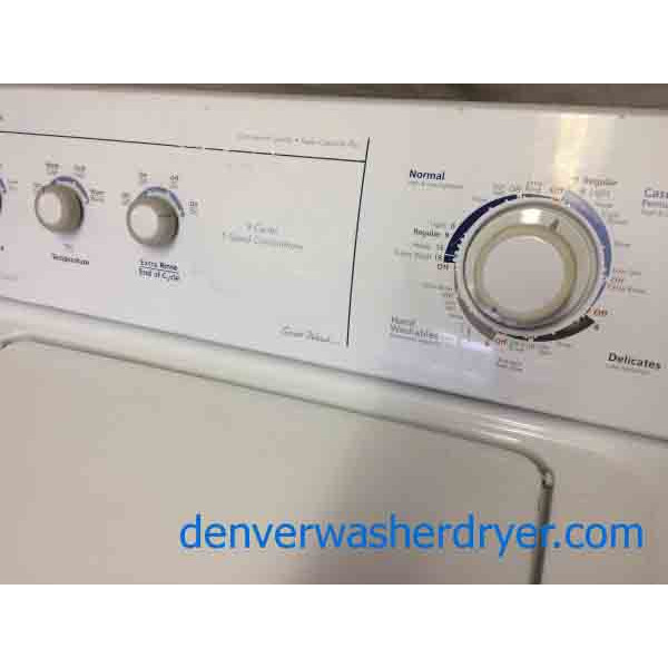 whirlpool direct drive washing machine