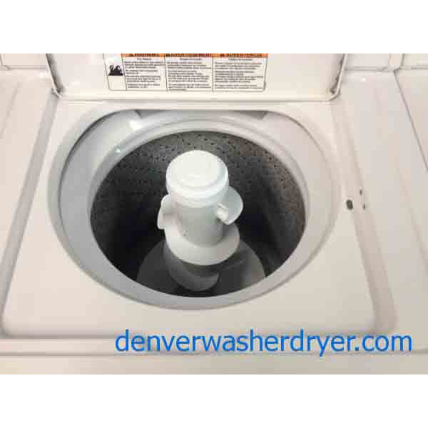 Whirlpool Washer Dryer Set Commercial Quality Extra