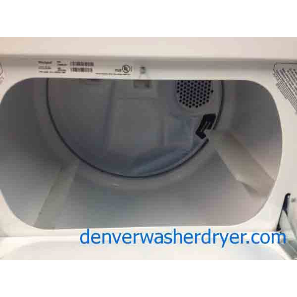 Whirlpool Ultimate Care Ii Washer Dryer Set Super