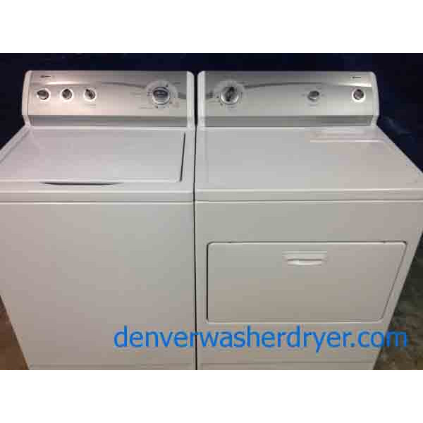 Awesome Kenmore 600 Series Washer Dryer Set 1293