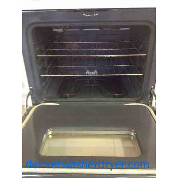 Hot Hot Hotpoint Ge Stove 1883 Denver Washer Dryer