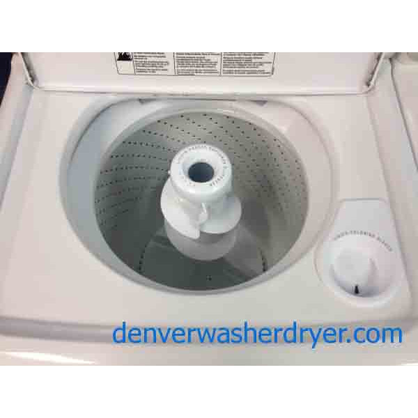 Maytag Dependable Care Washer Dryer Nicer Newer 1297