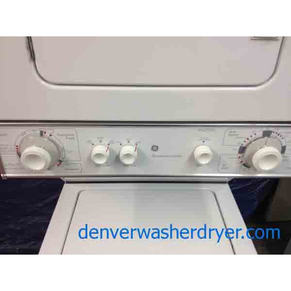 Ge Spacemaker Stack Washer Dryer 24 Inch Compact Unit