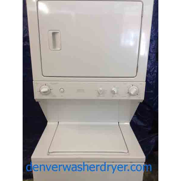 Ge Spacemaker Stack Washer Dryer 27 Quot Full Size 1303