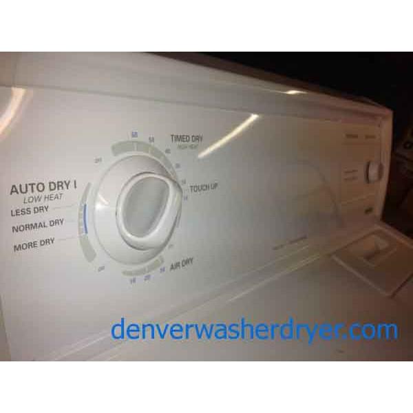 24 Inch Kenmore Washer And Dryer Set 845 Denver