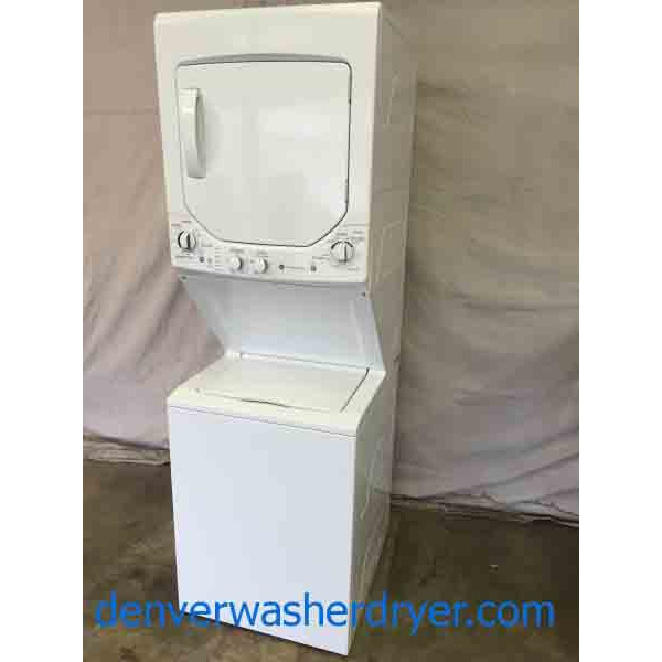 2014 Ge Stackable Washer Dryer 24 Quot Like New 2187