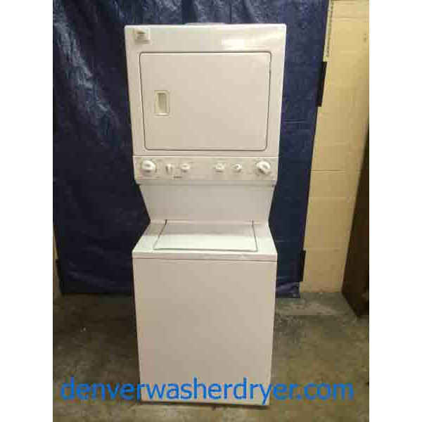 The Greatest Kenmore 27 Quot Stackable Washer Dryer 1541