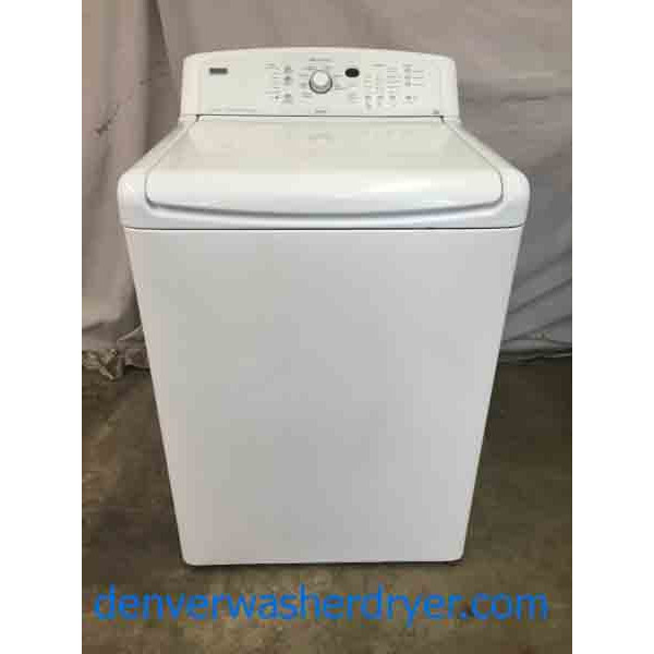 Kenmore Elite Oasis Agi Awesome High End Single Washer