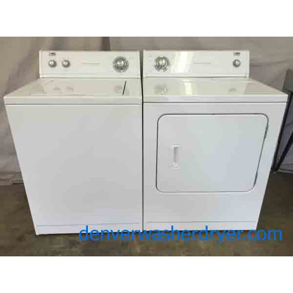 Beautiful Super Capacity Estate Washer Dryer Whirlpool