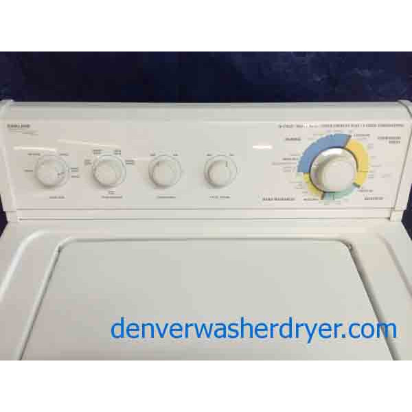 Kirkland Signature Washer By Whirlpool Super Capacity