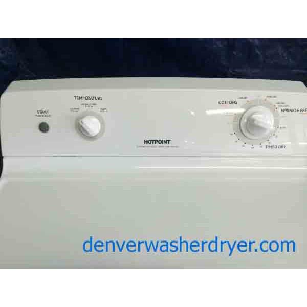 Hotpoint Dryer Very Nice Recent Model 1547 Denver