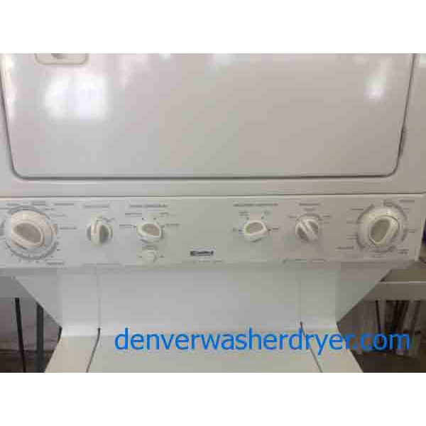 how wide is a washer machine