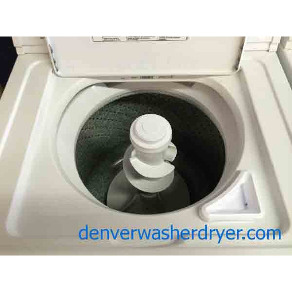 Roper Washer Dryer Set By Whirlpool Super Capacity