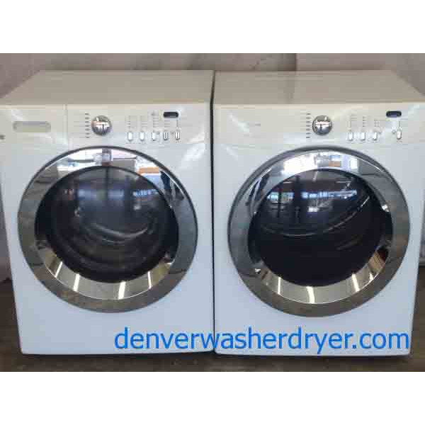 stack kit frontload frigidaire affinity washerdryer set - Frigidaire Affinity Dryer