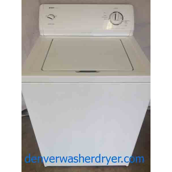 Simple Easy To Use Kenmore 300 Series Washer 2146