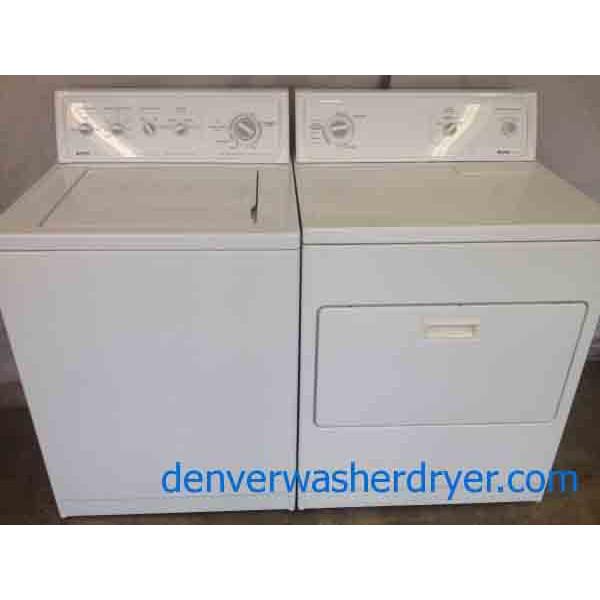 Kenmore 80 Series Washer Dryer Set 2147 Denver Washer Dryer