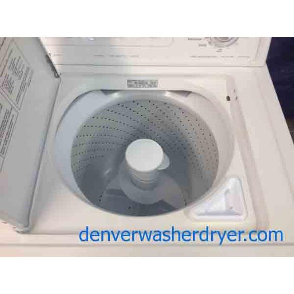 Kenmore 80 Series Washer Dryer Set Super Capacity Plus