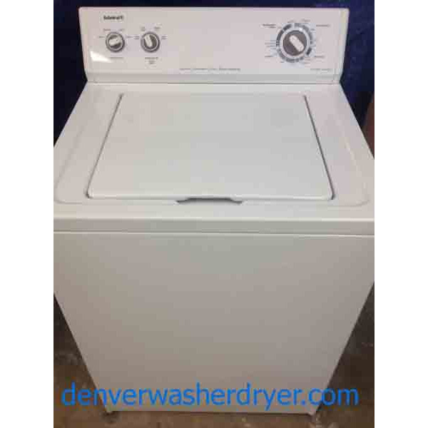 Best He Top Load Washer >> Admiral Washer, Super Capacity, Direct Drive - #1517 - Denver Washer Dryer