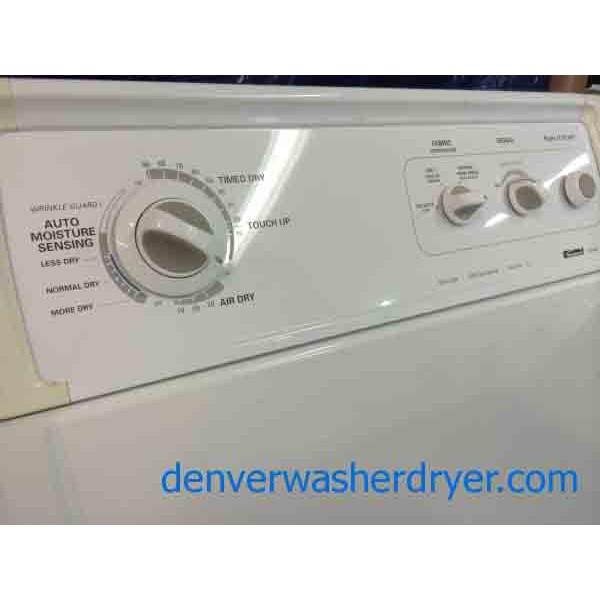 Kenmore 80 Series Washer/90 Series Dryer, Great Set