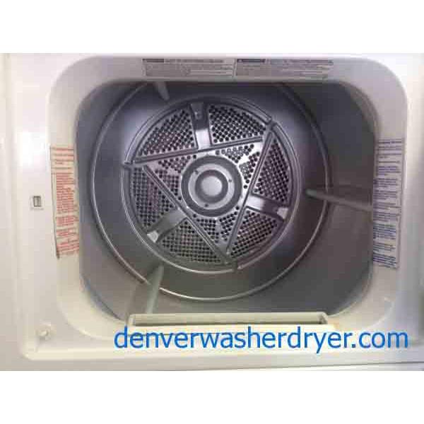 27 Quot Wide Kenmore Stackable Washer Dryer Set 1961