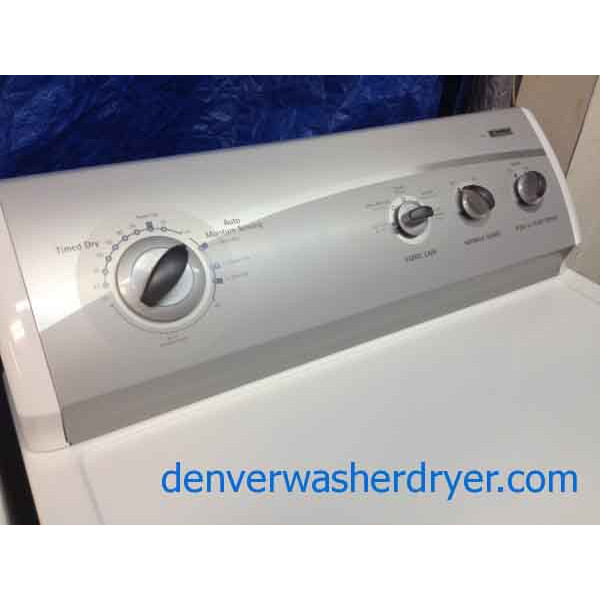 Kenmore 700 Series W/D *Gas*